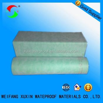Polymères D'éthylène Sous-couche De Toiture Synthétique/polyester Toiture Fiber Tissu ...