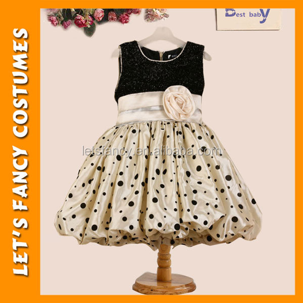 PGCC1268 New Mode Girl Dress Wholesale Kids Clothes Baby Dress Fashion Casual Dresses For Girls