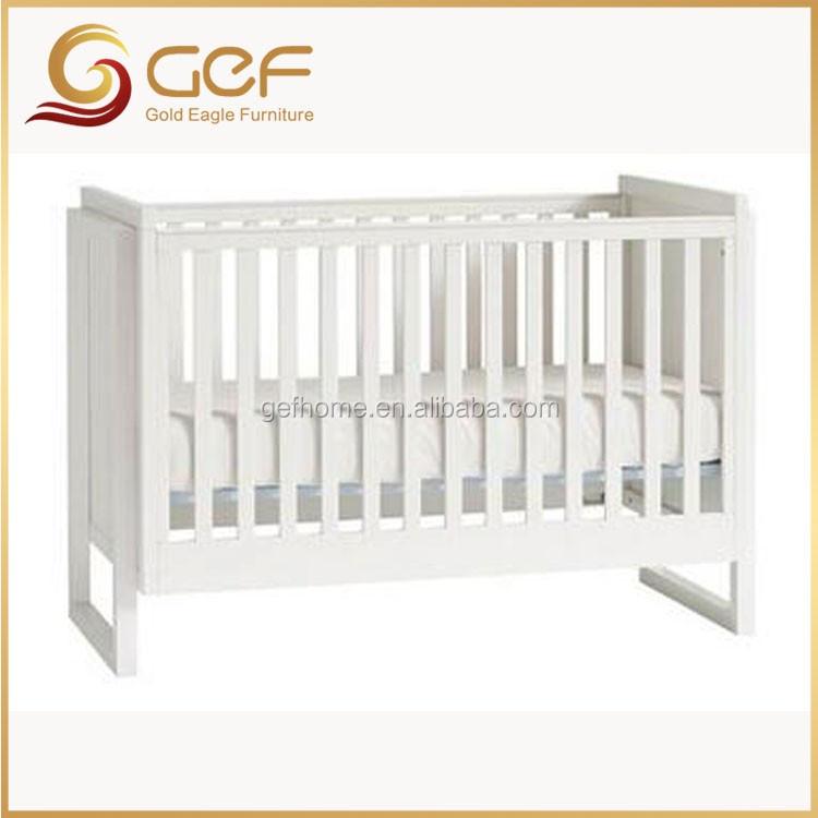 Moderno Muebles Del Dormitorio Del Bebé Cuna Convertible Gef-bb-50 ...