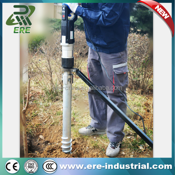 Electric Vibratory Fence Post Driver Buy Electric Post