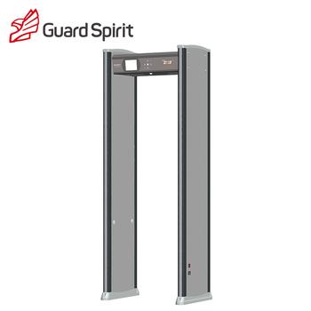 Security Door Frame Metal Detectors/metal Detector Gate For Airport ...