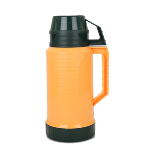 Wholesale Plastic Insulated Portable food Vacuum Flask for camping