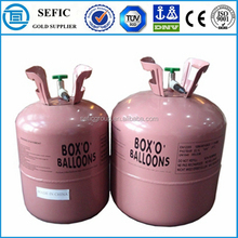 Different Colors Test Pressure 2.3Mpa Water Capacity 22.3L 50LB Helium Gas Cylinder