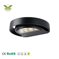 New item IP65 595lm CE RoHS outdoor led wall pack light 4w 7w down light wall pack led