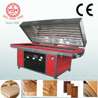2013 New style ! vacuum membrane veneer press machine