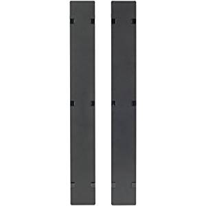 "Apc, Rack Cable Management Panel Cover Black 42U (Pack Of 2 ) ""Product Category: Supplies & Accessories/Network Cabling Accessories"""
