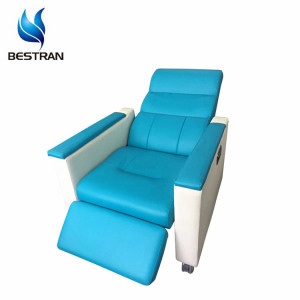 BT-TN008 Patient iv treatment injection reclining transfusion medical infusion reclining chair prices