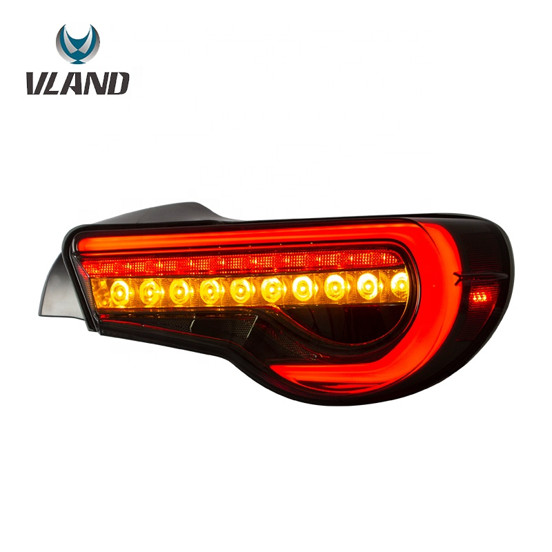 Car Tail Lights >> Vland Factory Car Taillights For 86 Gt86 2012 2018 Full Led Tail Lamp For Brz 2013 2015 Led Tail Light Buy Car Taillights For 86 Gt86 2012 2018