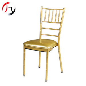 Royal Ballroom Catering New Model Golden Party Chair(YJ-TI032)