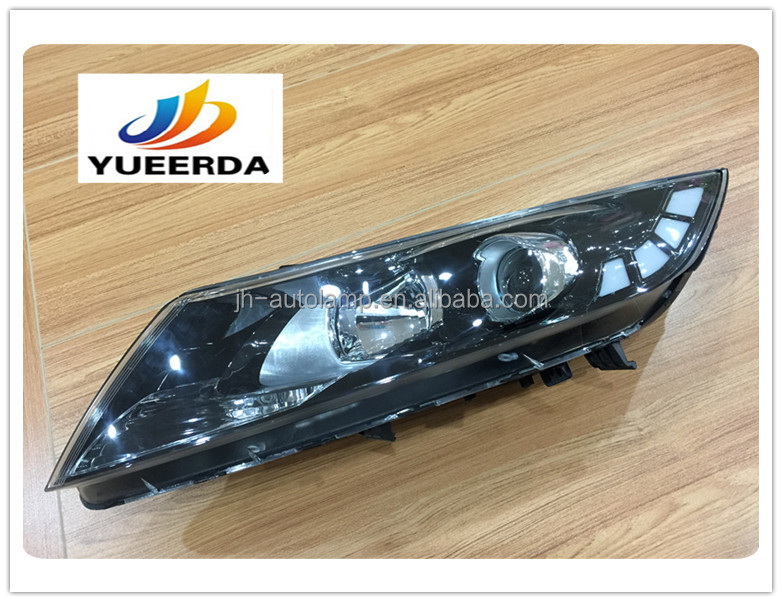92101- 2T000 92102- 2T000 head light for OPTIMA 2011/auto parts auto made in china/best selling car accessories for OPTIMA11