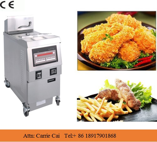 Restaurant Chicken Fryer Mobile Food Trucks General Electric Deep