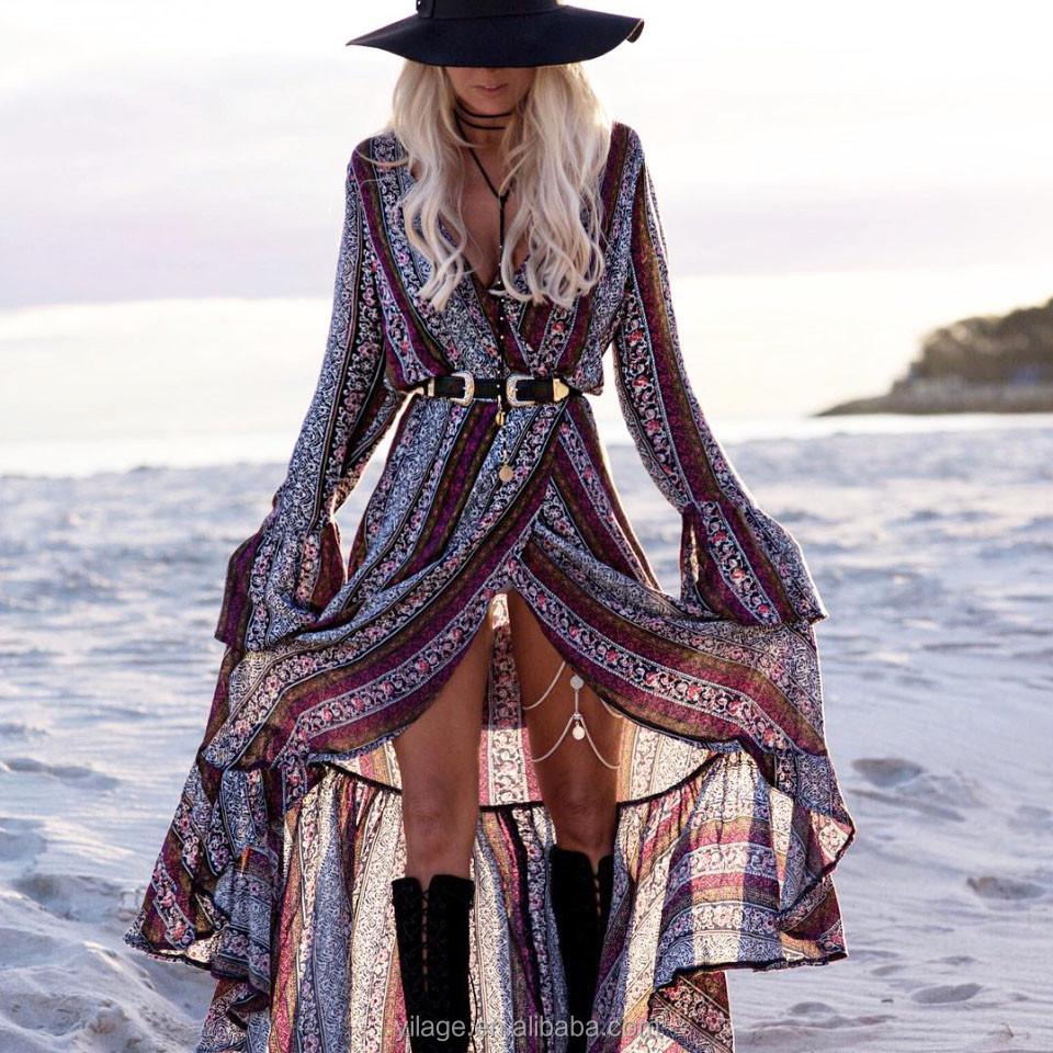 Venta al por mayor vestimenta de los hippies-Compre online los ...