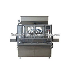 Automatic Widely Used PLC Control Liquid Overflow Filler