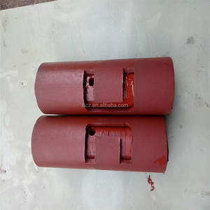 Forge type semi automatic twist lock for trailer container