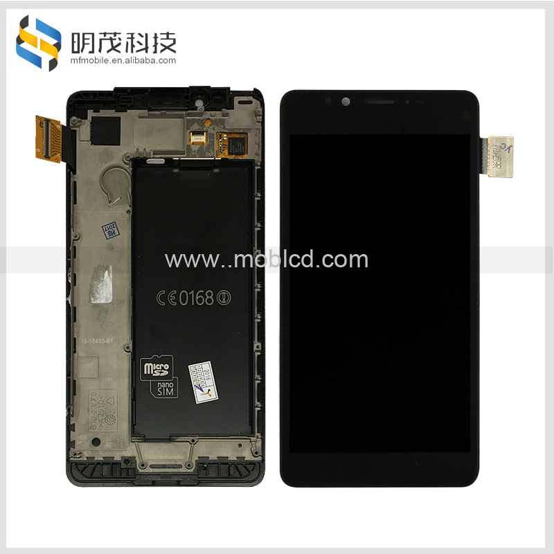 Best price of lcd touch screen for nokia 950xl with high quality