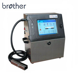 Brother Automatic Waterproof Industrial Ink Jet Printer,Inkjet Coding Machine(SOP800)