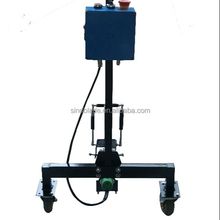 Manually Epoxy Floor Grinding Machine scrubber machine Attractive Diamond Floor Grinder for cleaning and polishing floor