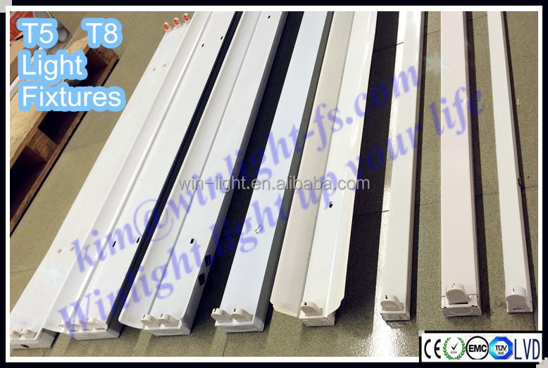 G13 Lamp Holder Material Iron Aluminum T8 Hanging Led Fluorescent ...
