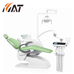 Special price with best dental chair with air compressor motor/cheap dental chair