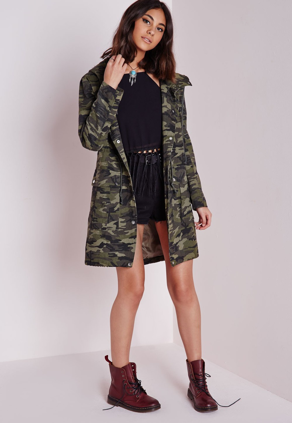 online store 16c96 a58c0 Women's Military Camo Parka Jacket / Fashion Wholesale Camo Parka Jacket -  Buy Digital Camo Jacket,Military Style Jackets Fashion,Womens Military ...