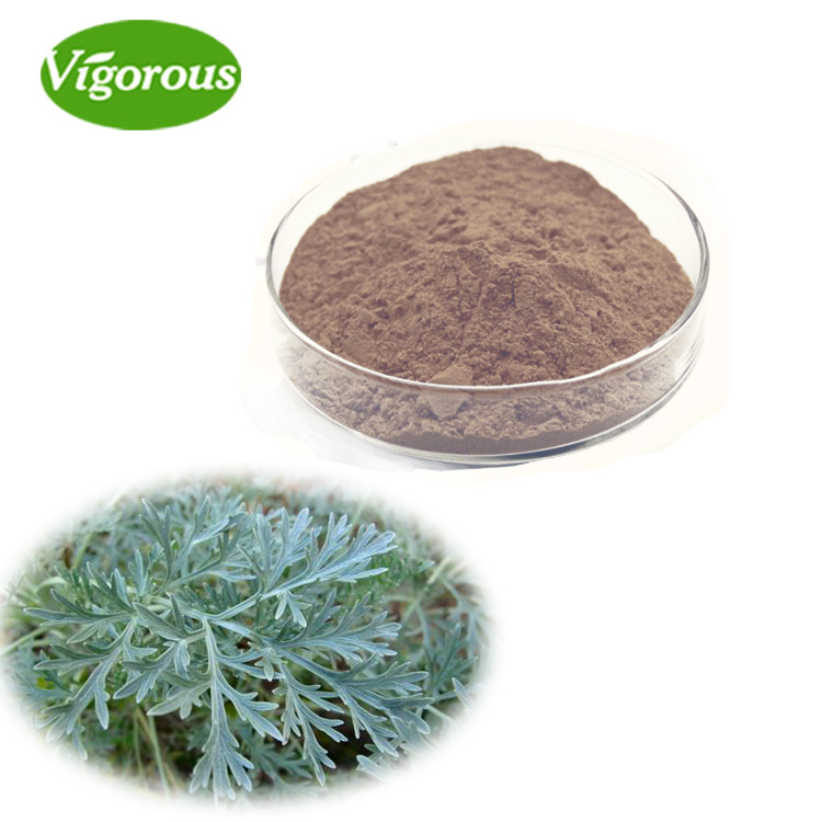 High Quality Pure Natural 10:1 Artemisia absinthium Wormwood Extract