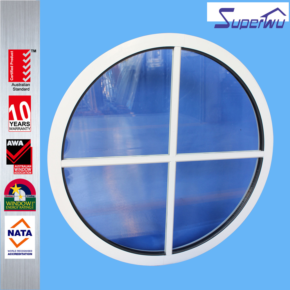 new arrival b5174 07a08 Aluminium Profile Fixed Glass Round Window Price,Double Glazed Small/large  Size Fixed Windows - Buy Aluminium Window,Aluminium Fixed Window,Round ...
