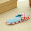 For sale women coral cashmere indoor slippers