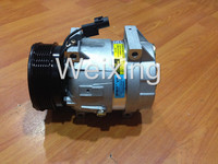 Auto AC compressor part clutch V5 PV6 for Daewoo Ssangyong Pexton 6611304415 714956 6611304915