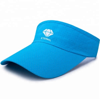 Bulk Sale Visors Adjustable Golf Visor Cap Cheap Custom Sun Visor ... c97ba43abfc