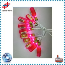 High quality Corona Party led Beer Bottle String Lights for decoration