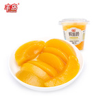 Factory Direct Price Canned Fruit Yellow Peaches in Can