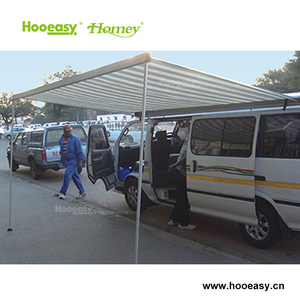 Homey reasonable price new style aluminum sunshade garage retractable awning for car