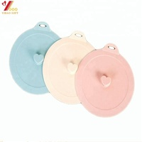 Wholesale High Quality Food Grade Heat Resistant Silicone Cover/Silicone Bowl Lid