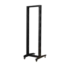 19 Inch Single Frame 22U Netwerk Apparatuur Rack <span class=keywords><strong>Open</strong></span> Frame Rack