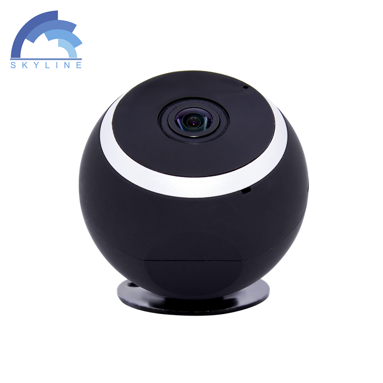 Factory 960P Round Security CCTV Wireless WiFi IP Camera From China