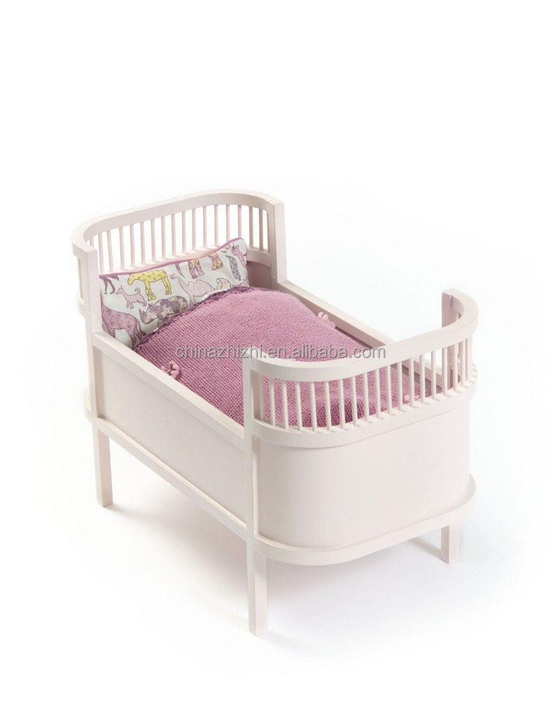 Custom 18 Inch Doll Accessories Doll Bed For American Girl Doll