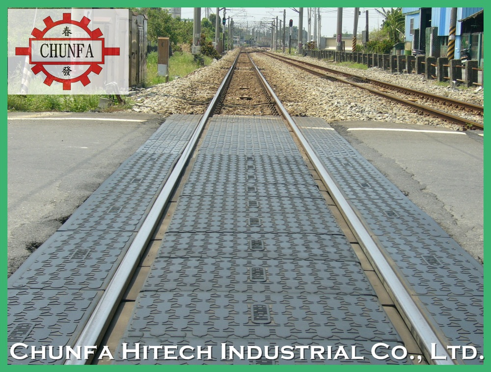 Safety Usage Railroad Rubber Crossing Mat Buy Rubber