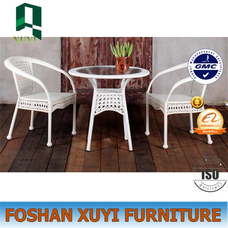 New decoration use leisure rattan dining set