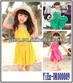 Children Dress Low Price Low MOQ Baby Girl Party Dress Children Frocks Designs