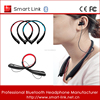 Retractable bluetooth earphones with mic