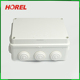 ABS Round Junction Box Plastic Enclosure with CE