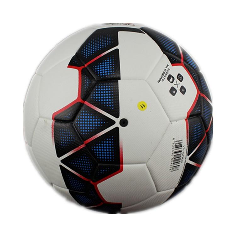 b7b88fb7209f2 Professionnel de haute qualité futsal taille 4 PU ballon de football  stratifié