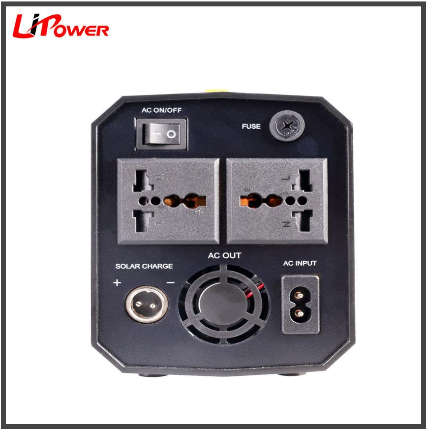 Tragbare Solar Generator Stromversorgung UPS Stromquelle 110 V ...