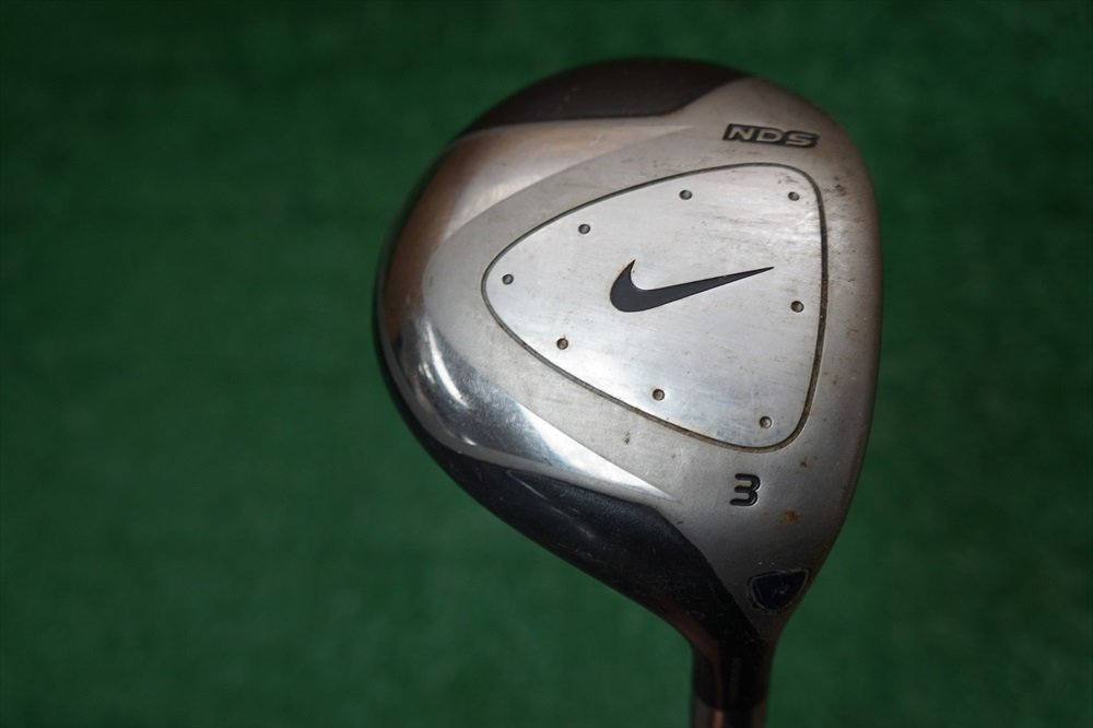 Nike Nds Right-Handed Fairway Wood Graphite Regular