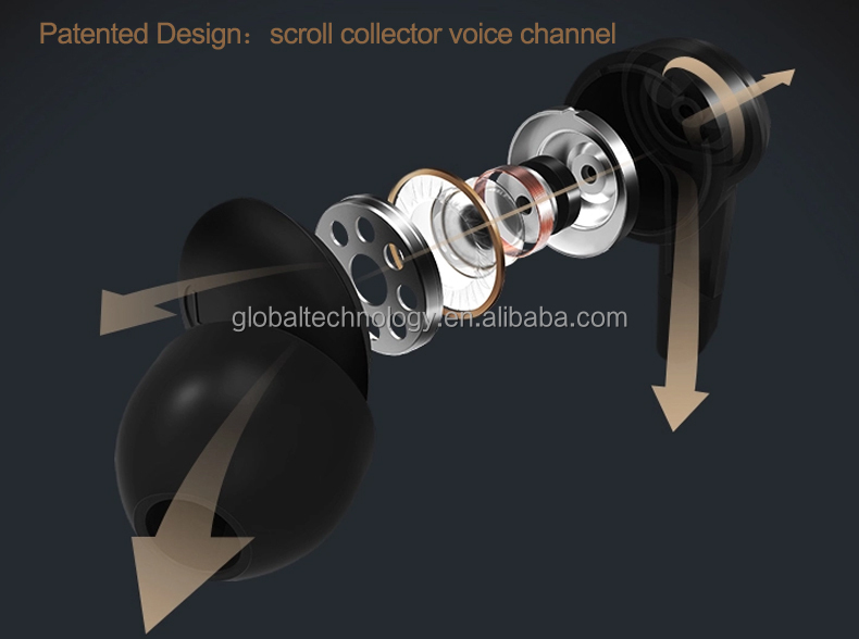New Arrival Original Piston Ear-in Earphone