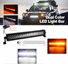 Newest! Hight Power Waterproof 100W 20 inch LED light bar for car truck jeep light bar