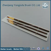 Professional oil and acrylic brush set with great price