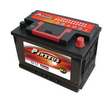 Mf Din80 12 Volt 80 Amp Car Battery