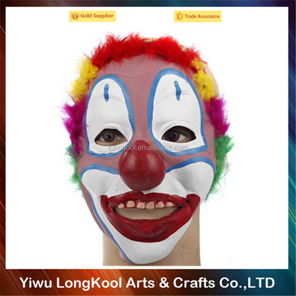 Funny Clown Masks, Funny Clown Masks Suppliers and Manufacturers ...