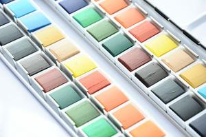 New Arrival Art Supply Water Color Cake ,watercolor paint pallet